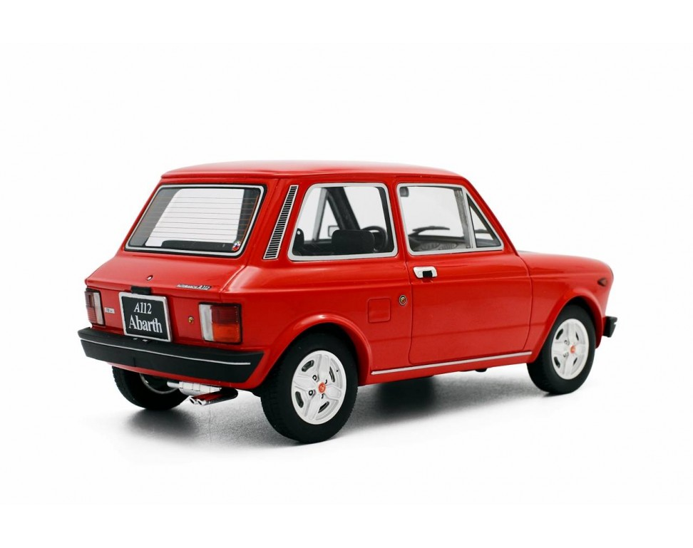Autobianchi A112 Abarth 70 Hp 1975 3 176 Serie Model Reduit 1