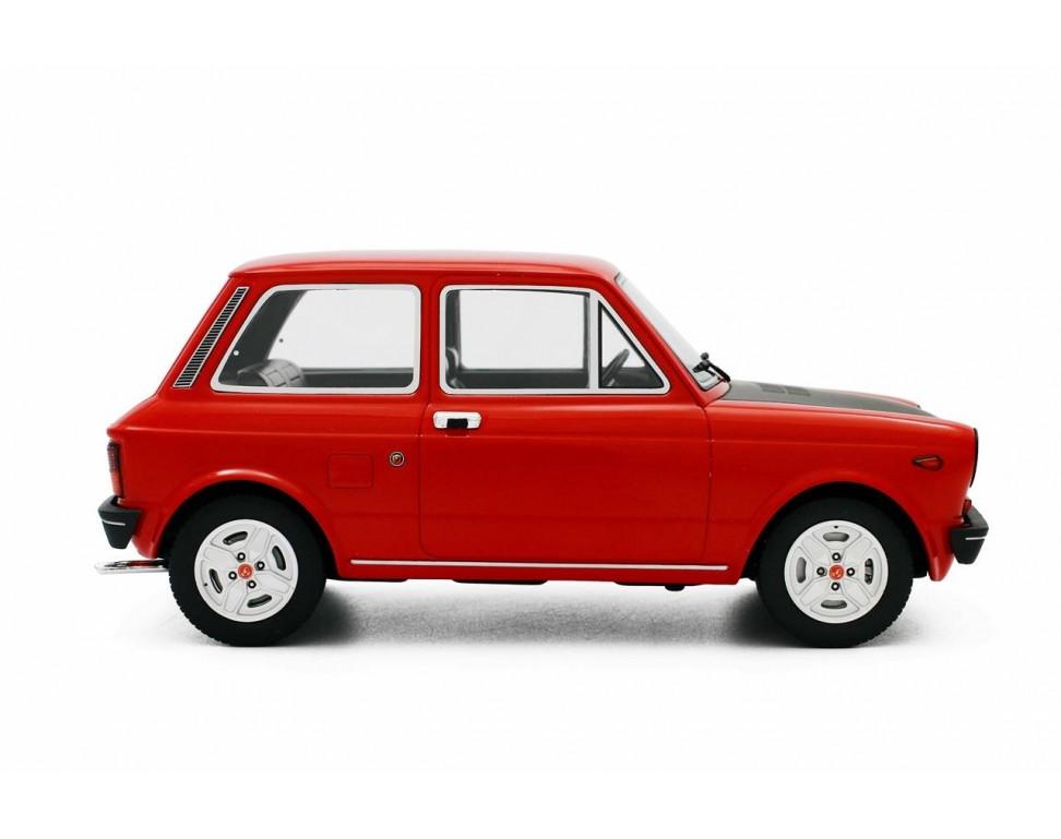 Autobianchi A112 Abarth 70 Hp 1975 3 176 Serie Modellino 1 18