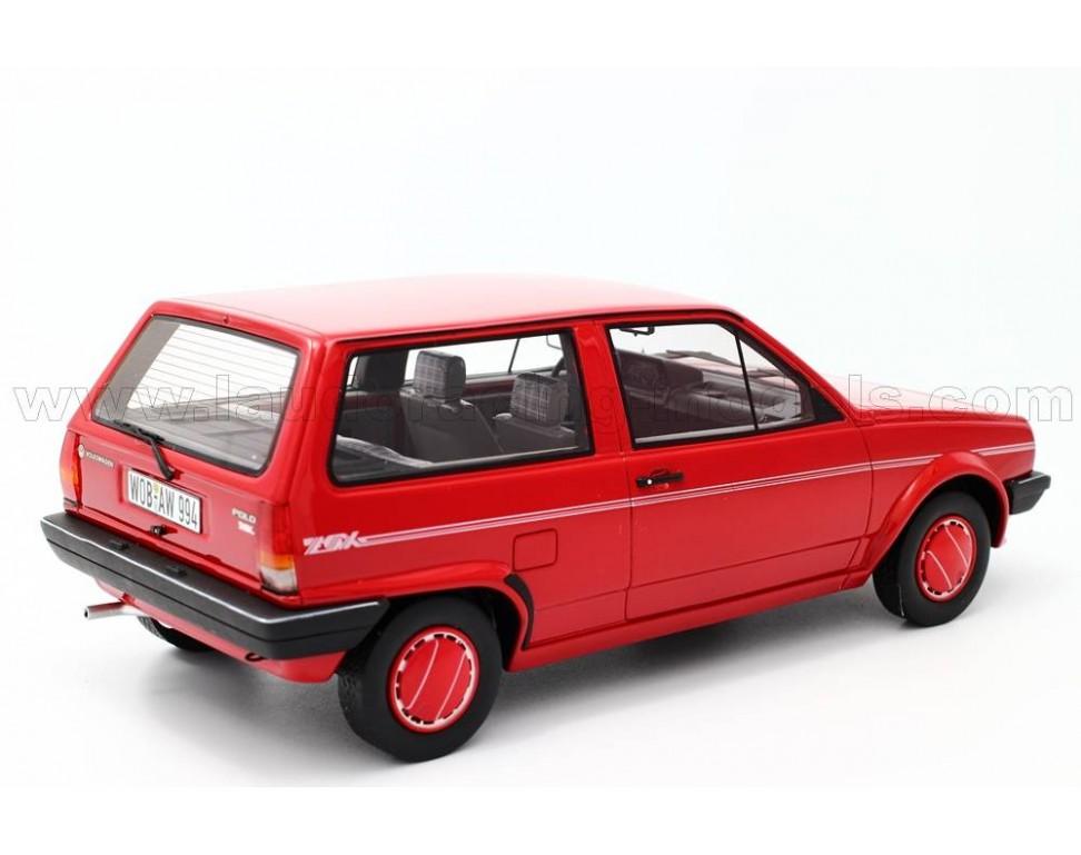 Vw Polo Ii Typ 86c Steilheck Fox 1986 1 18 Bos Models