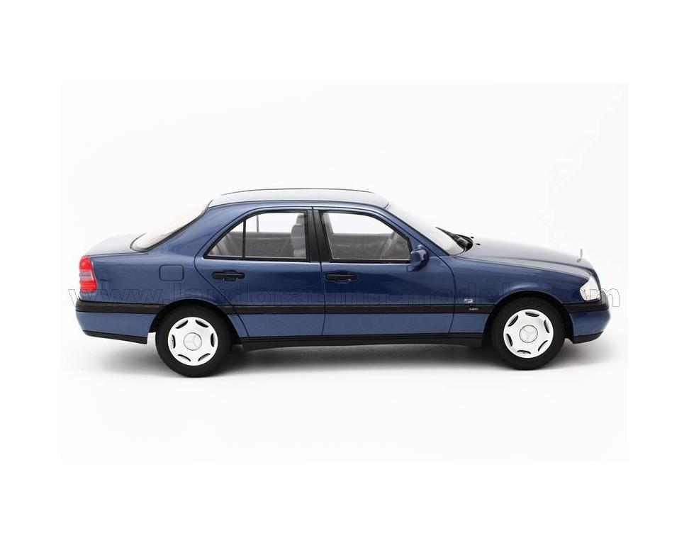 Mercedes c220 w202 1995 1 18 bos models 186680 for 1995 mercedes benz c220