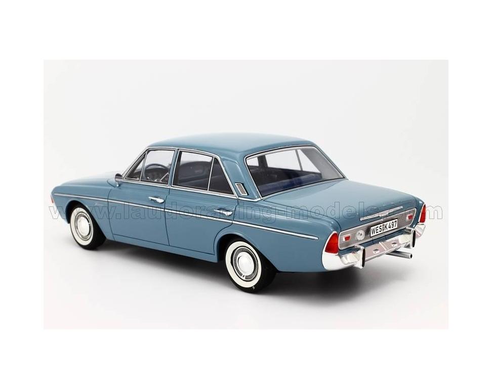 Ford Taunus 20M (P5) 1965 1:18 Bos Models 186682 - Laudoracing Models Sarl