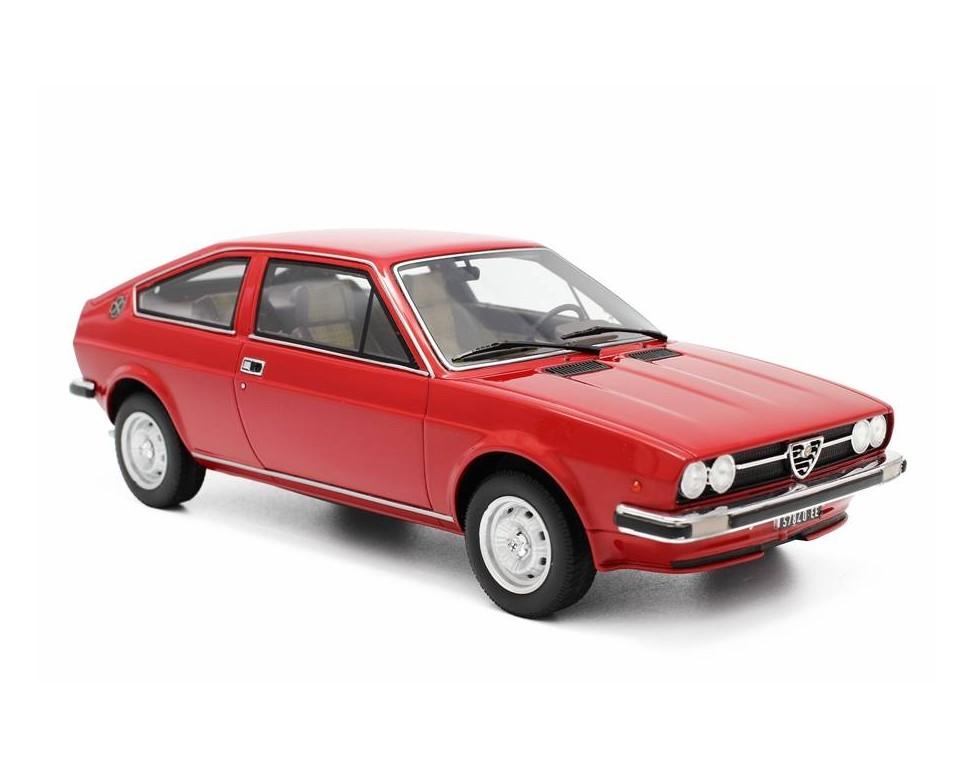 Alfa Romeo Alfasud Sprint 1 3 1976 Model Reduit 1 18