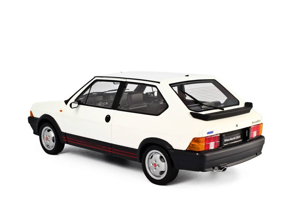 Fiat Ritmo Abarth 130 Tc 1983 Automodell 1 18 Laudoracing