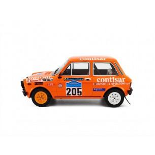 Autobianchi A112 Abarth 1:18 Rally Colline di Romagna 1978 LM091B