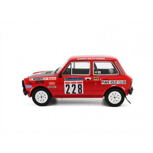 Autobianchi A112 Abarth 1:18 Rally Il Ciocco 1978 LM091E