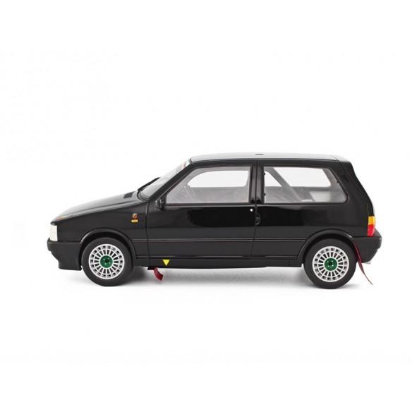 Fiat Uno Turbo I.E. GR.A Test Corsica H.Toivonen - 1986