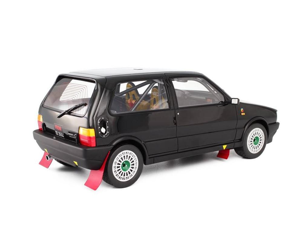 Fiat Uno Turbo I E Model Reduit 1 18 Gr A 1986 Test