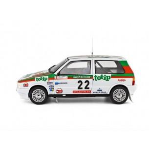 Fiat Uno Turbo I.E. Rally Portugal N°22 G.Del Zoppo-L.Roggia - 1986
