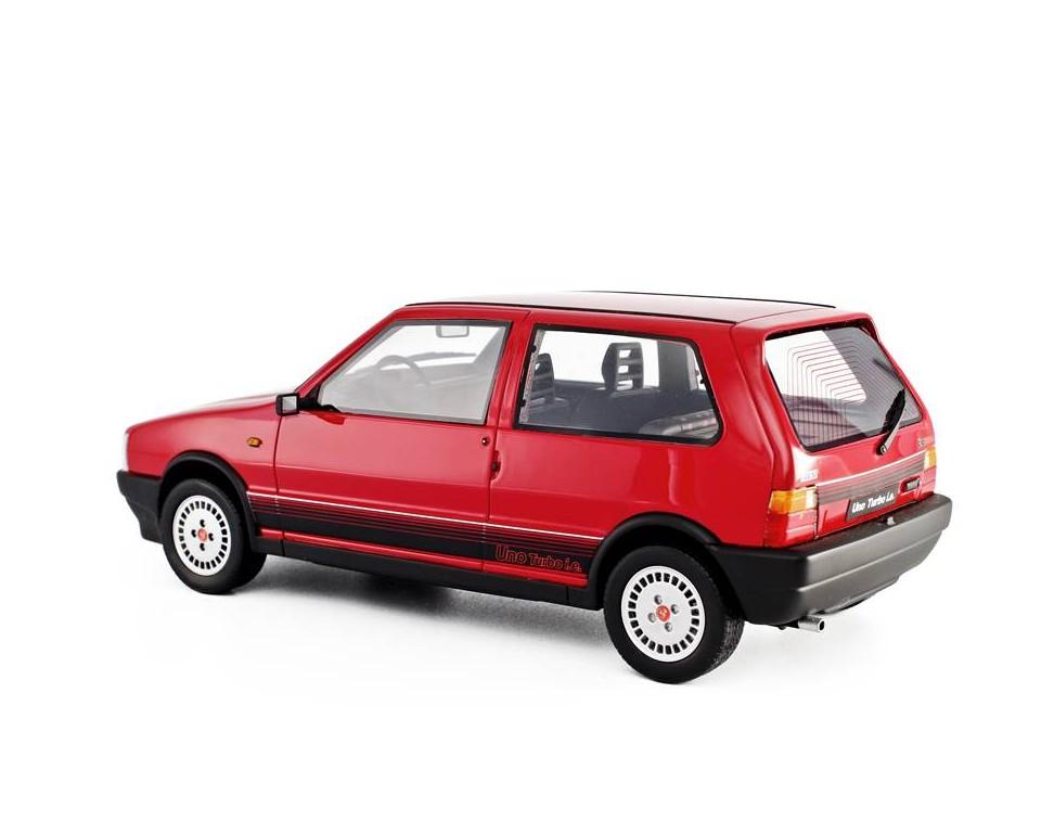 Fiat Uno Turbo I E Modellino 1 18 1985 1 176 Serie Laudoracing