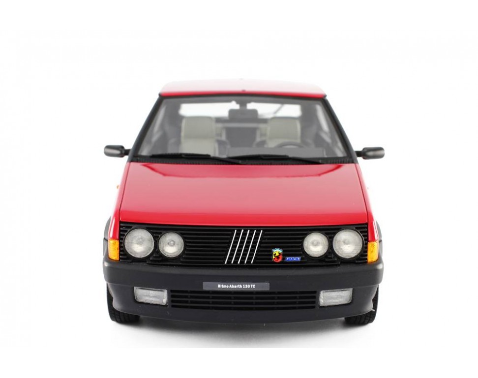 Fiat Ritmo Abarth 130 TC 1983 Automodell 1:18 Laudoracing