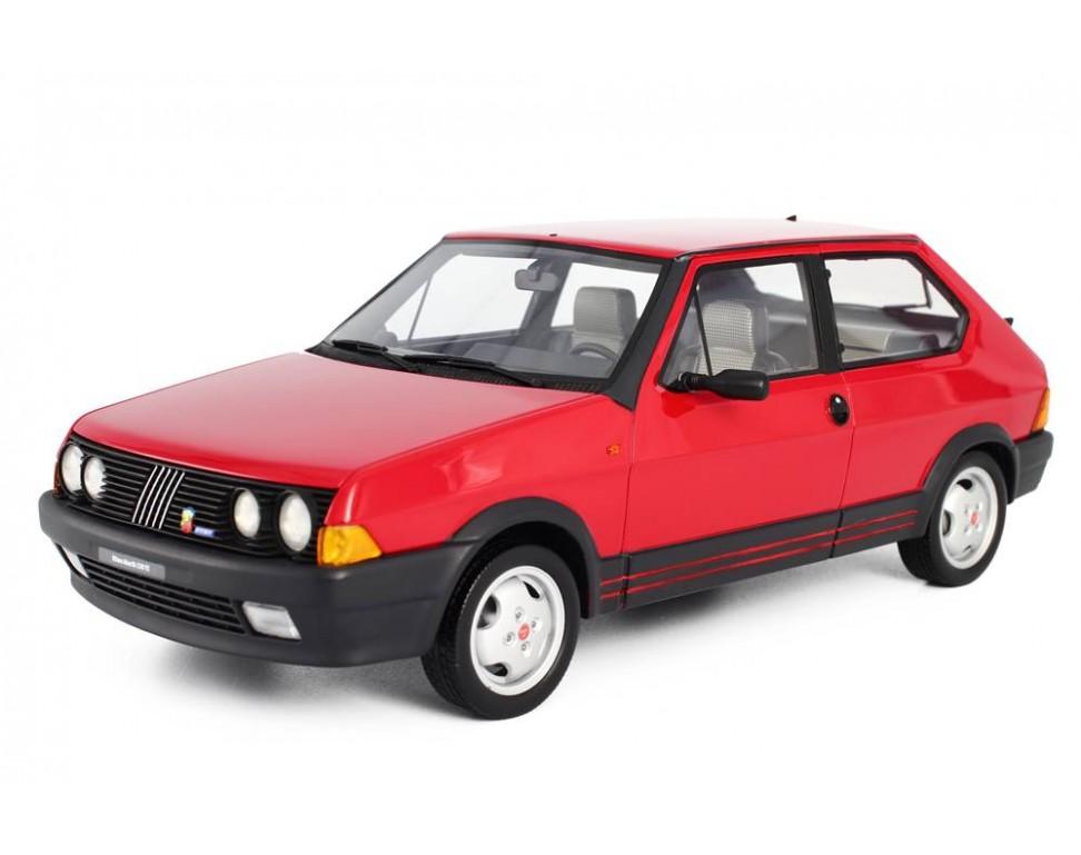 fiat ritmo abarth 130 tc 1983 model car 1 18 laudoracing. Black Bedroom Furniture Sets. Home Design Ideas