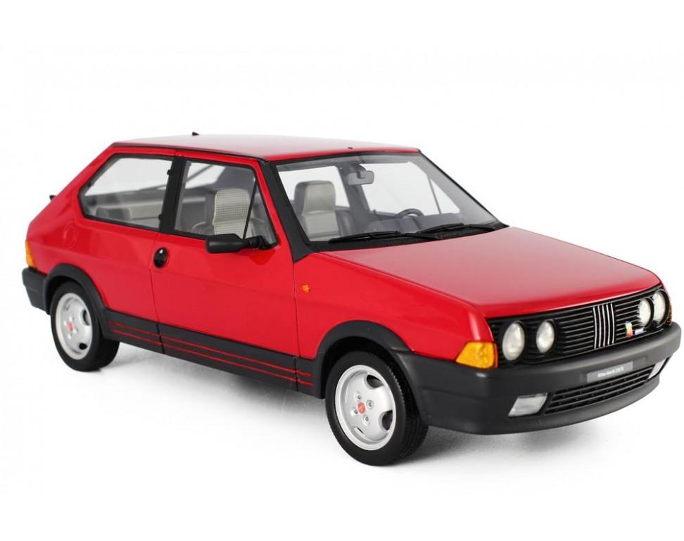 Fiat Ritmo Abarth 130 Tc 1983 Model Car 1 18 Laudoracing