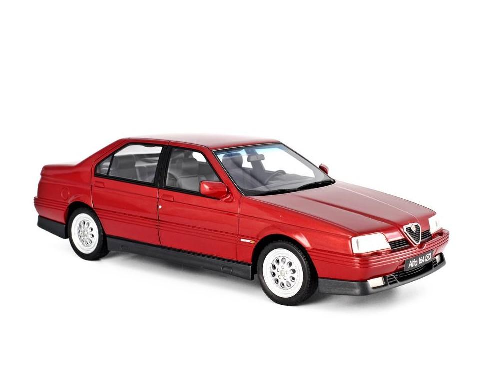 Alfa Romeo Alfa 164 3 0 V6 Q4 1993 Model Car 1 18 Laudoracing