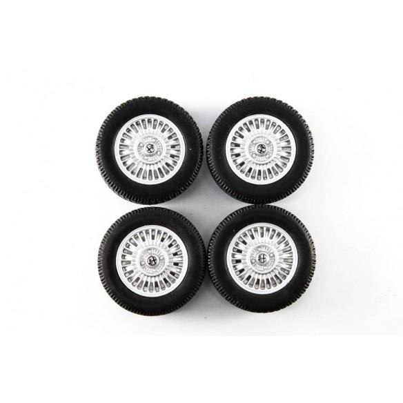 Set wheels Alfa Romeo - 1970