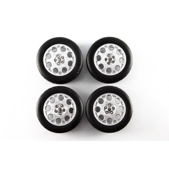 Set complet roues Alfa Romeo - 1970