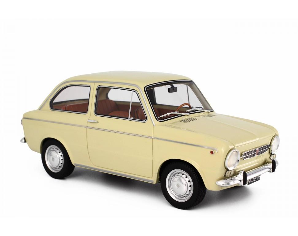 Fiat 850 Special 1968 Model Reduit 1 18 Laudoracing