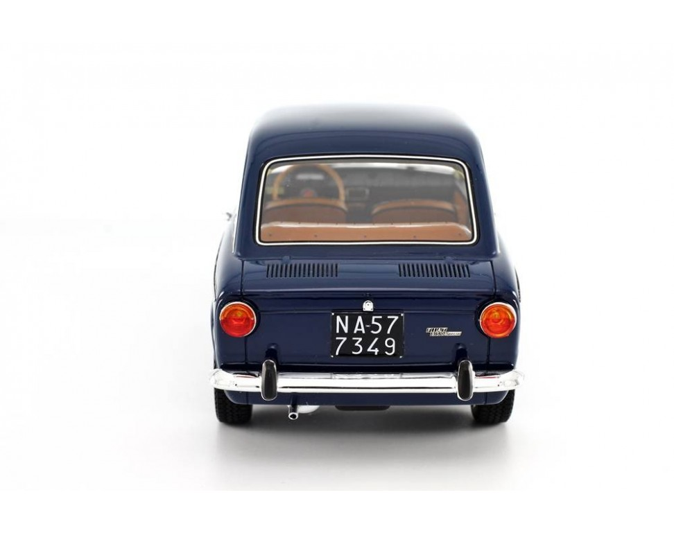 Fiat 850 Special 1968 Automodell 1 18 Laudoracing