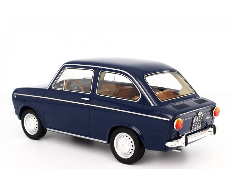 Car Seat Disposal >> Fiat 850 Special 1968 Model car 1:18 Laudoracing