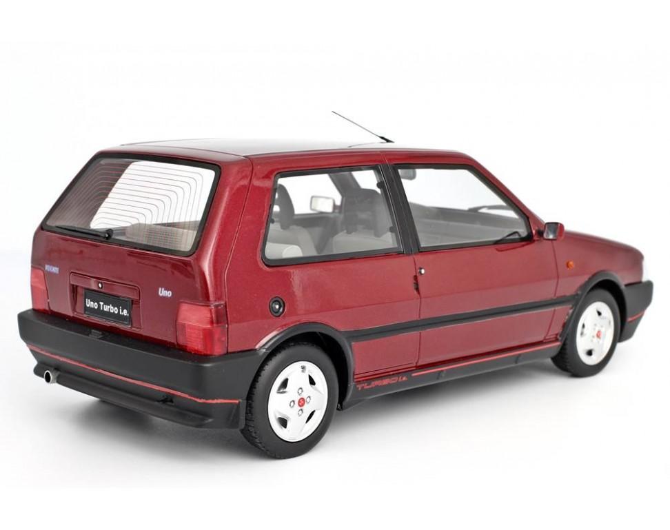 Car Seat Disposal >> Fiat Uno Turbo 2° Serie MK2 1990 Model car 1:18 Laudoracing