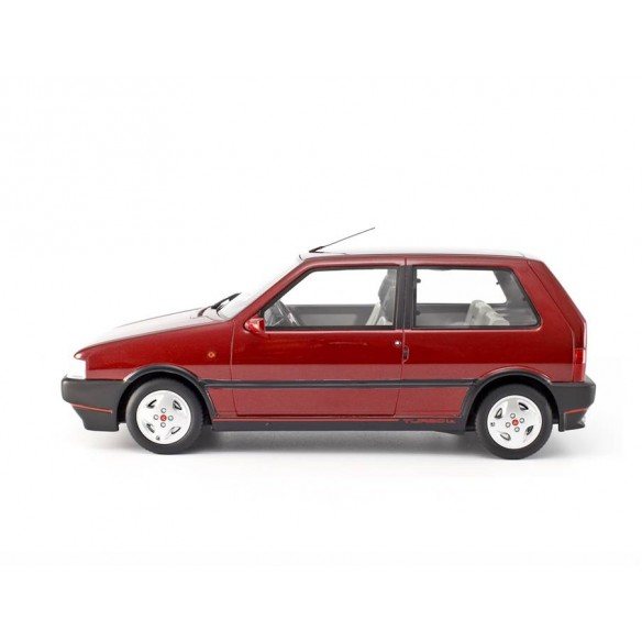 Fiat Uno Turbo 2° Serie MK2 1990 1:18 LM104C