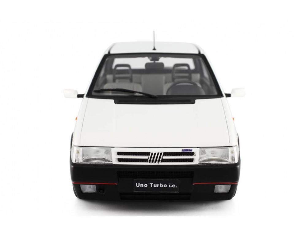 Fiat Uno Turbo 2 Serie Mk2 1990 Model Car 118 Laudoracing