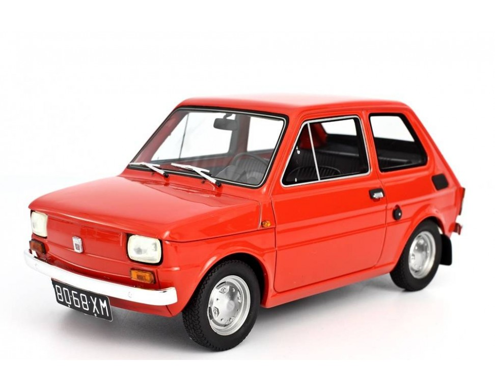 Car Seat Disposal >> Fiat 126 Prima Serie 1972 Model car 1:18 Laudoracing
