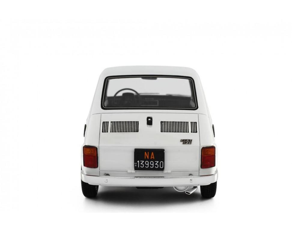 Fiat 126 Prima Serie 1972 Model Car 1 18 Laudoracing