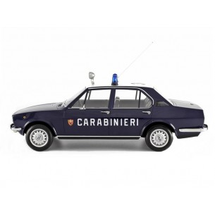 Alfa Romeo Alfetta 1.8 Carabinieri 1973 1:18 LM099