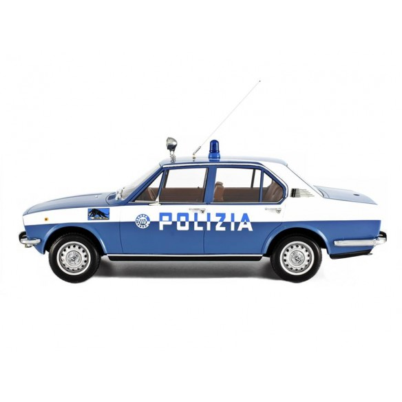 Alfa Romeo Alfetta 1.8 Polizia Squadra Volante - 1976