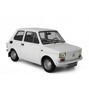 Polski Fiat 126 Prima Serie 1972 1:18 LM103A-PL