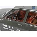 Alfa Romeo Alfetta 1.8 Polizia Squadra Volante 1973 1:18 LM098E