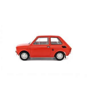 Polski Fiat 126 Prima Serie 1972 1:18 LM103B-PL