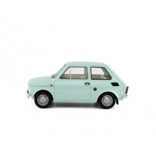 Polski Fiat 126 Prima Serie 1972 1:18 LM103C-PL