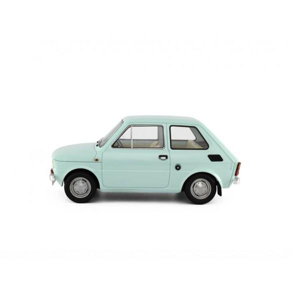 Polski Fiat 126 Prima Serie - 1972