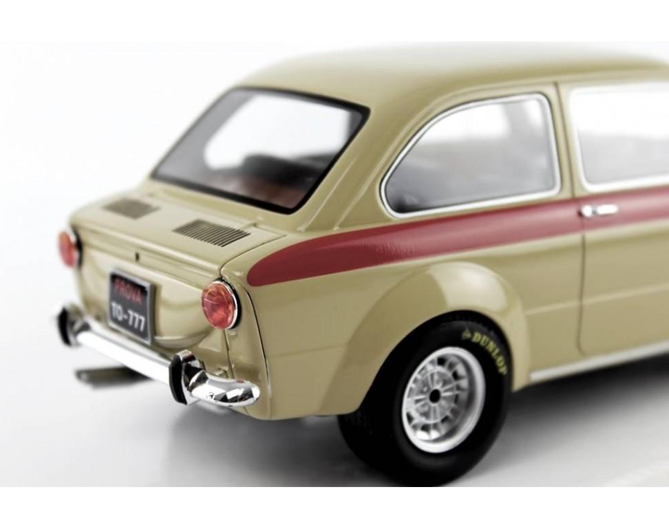 Bekend Fiat Abarth 1600 O.T. 1964 1:18 LM105B4 Model car 1:18 Laudoracing MW91