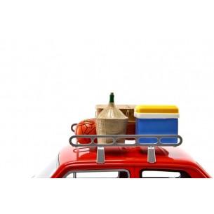 Porte-bagages complet avec accessoires