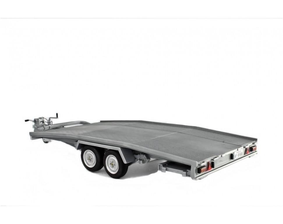 anh nger transport auto modell ellebi 1 18 massstabe. Black Bedroom Furniture Sets. Home Design Ideas