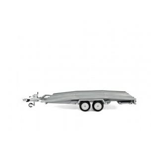 Trailer Ellebi - car transport