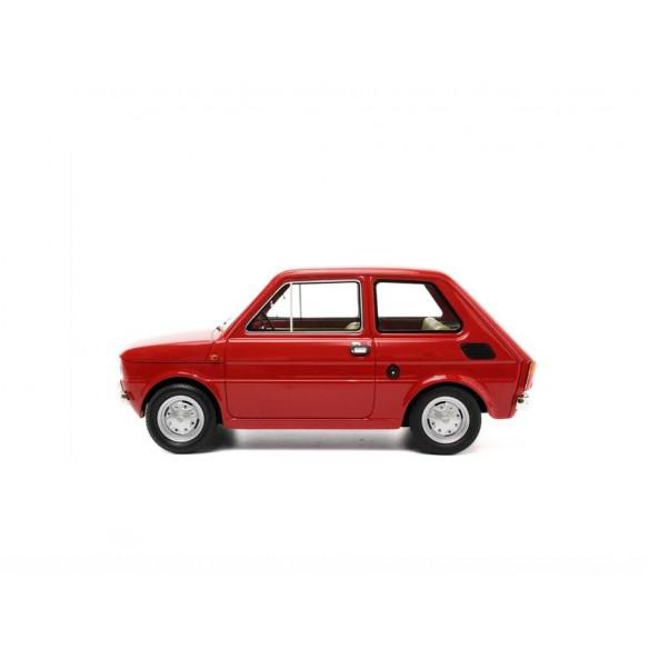 Fiat 126 Prima Serie - 1972