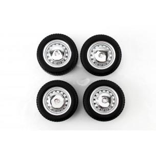 Set complet roues Fiat