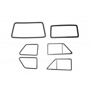 Set complet vitres Fiat 126