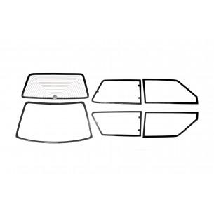 Set windows Fiat Uno Turbo 2° Serie MK2