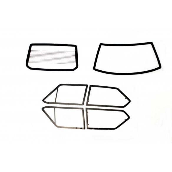Set windows Fiat Ritmo Abarth 130 TC