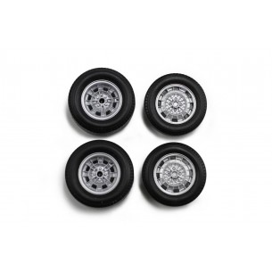 Set ruote Abarth 9mm - 13mm