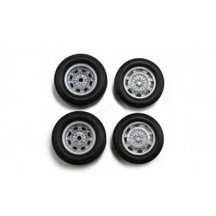Set wheels Abarth 9mm - 13mm