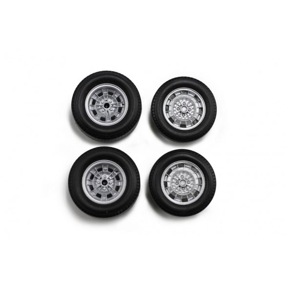 Set complet roues Abarth 9mm - 13mm