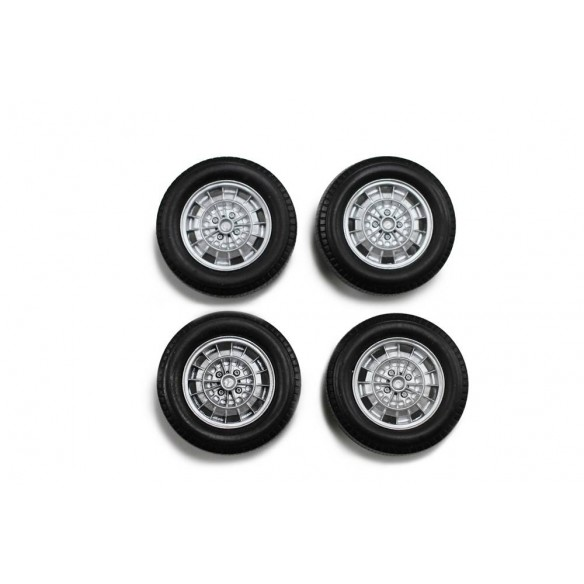 Set wheels Abarth 9mm