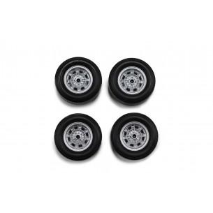 Complete set räder Abarth 13mm
