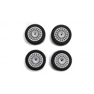 Set wheels Fiat Rally - 1987