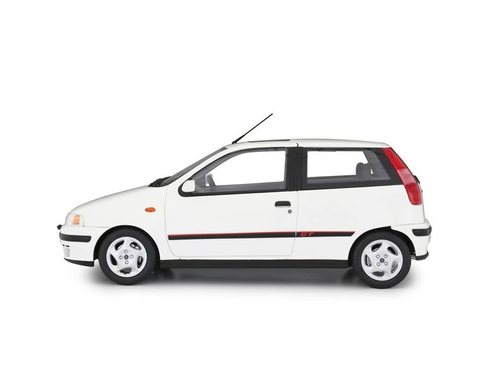 Fiat Punto Gt 1400 1 Serie 1993 Model Car 1 18 Laudoracing